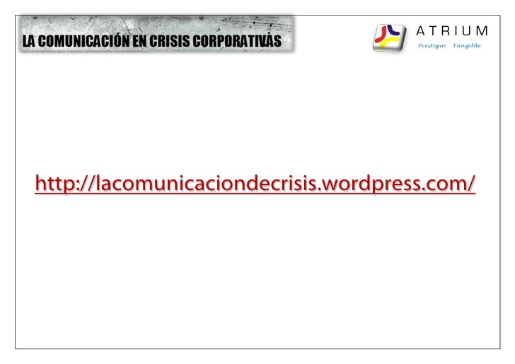 ATRIUM                                       Prestigio   Tangible     http://lacomunicaciondecrisis.wordpress.com/