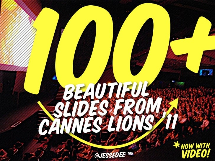 10 S  0+  BCANN    EAUTIFUL   LIDES FROM 1     ES LIONS '1                  * video!                   now with      @jess...
