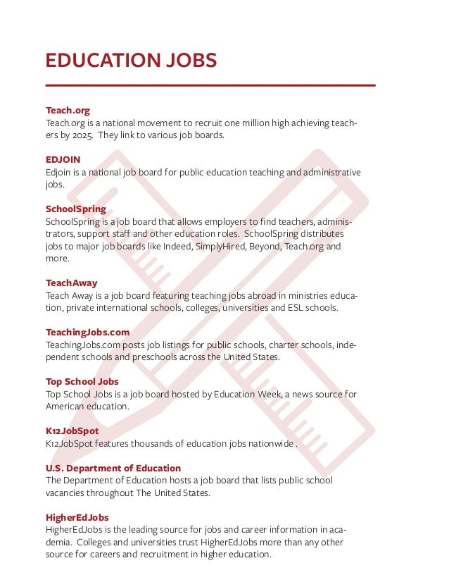 best states to find teaching jobs