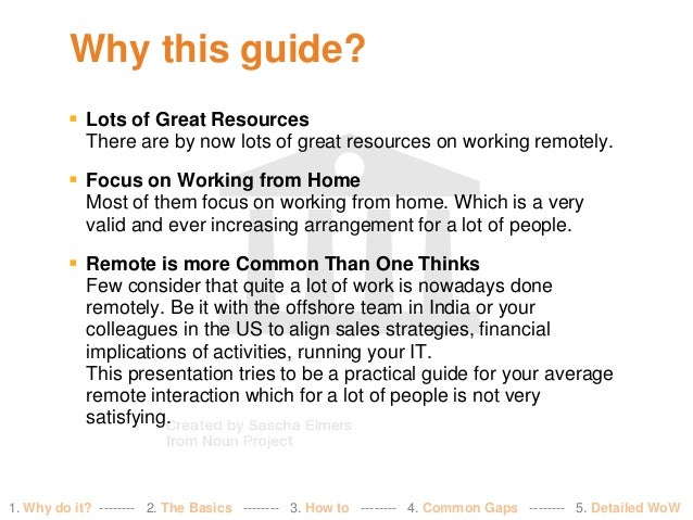 Complete Guide to Remote Work and Remote Project Delivery Slide 2