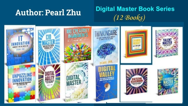Author: Pearl Zhu Digital Master Book Series (12 Books)