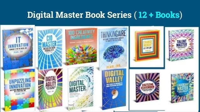 Digital Master Book Series ( 12 + Books)