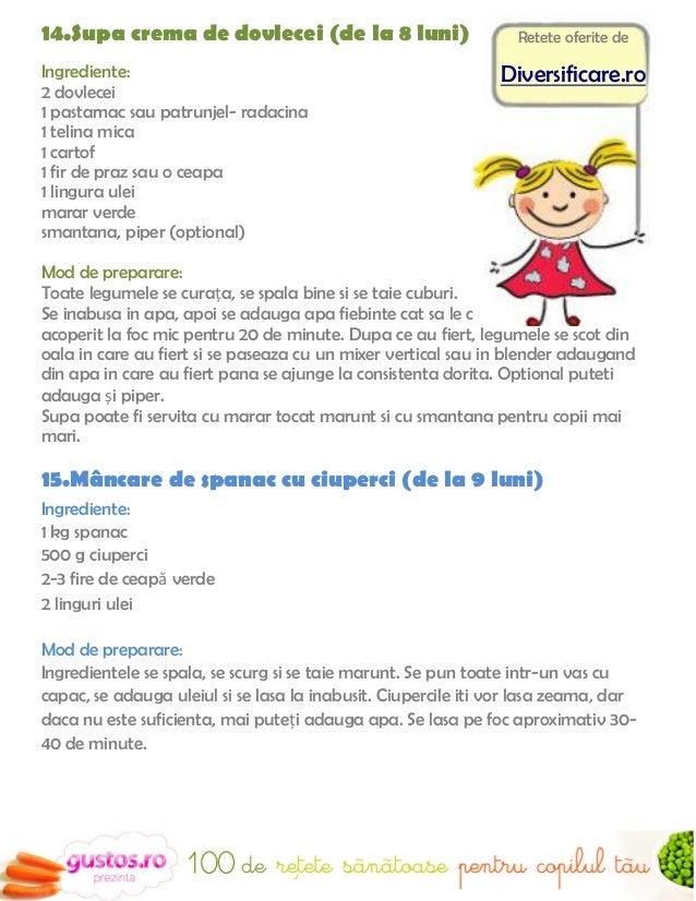 16.Supa Gaspacho cu ardei gras (1 an)                                Retete oferite de                                    ...