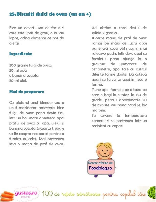 Top 5 alimente preferate de copiiautor: Anca Droscaru, Diversificare.roCe nu iti lipseste niciodata din frigider sau din c...