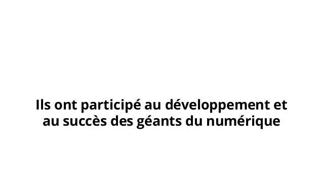 Liste des 100 développeurs français marquants (bonne version) Slide 3