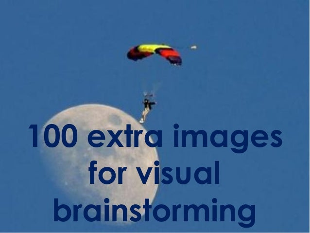 100 extra images for visual brainstorming