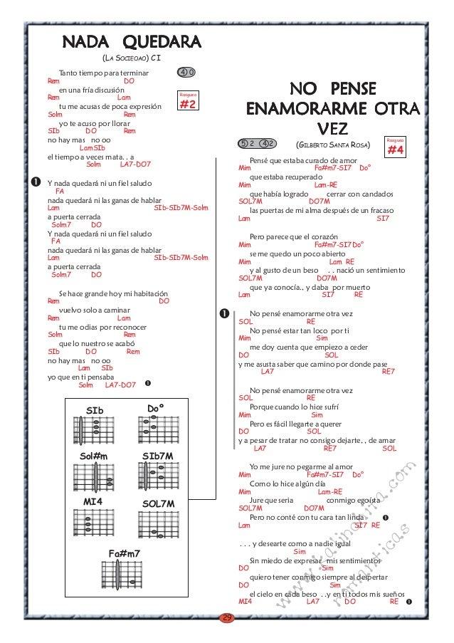 29 w w w .kalinchita.com romanticas NADNADNADNADNADA QUEDA QUEDA QUEDA QUEDA QUEDARAARAARAARAARA (LA SOCIEOAO) C I Tanto t...