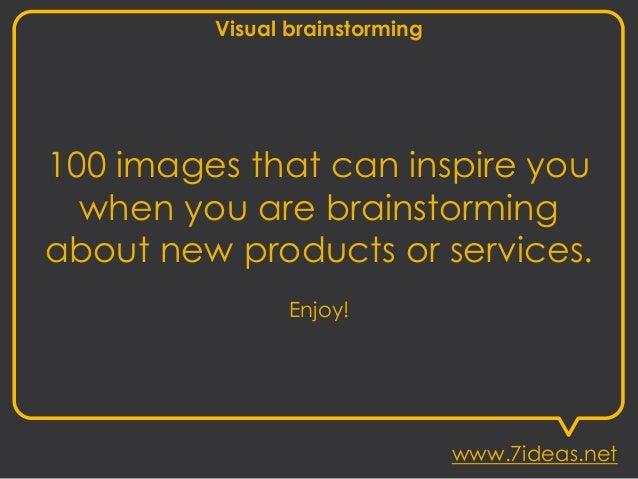 100 images for visual brainstorming Slide 2