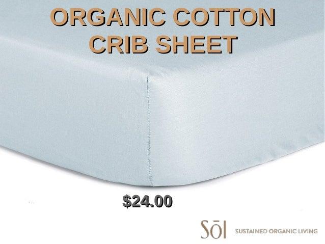 organic cotton crib sheetcrib sheet