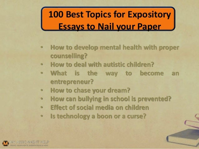 Essay topics on media