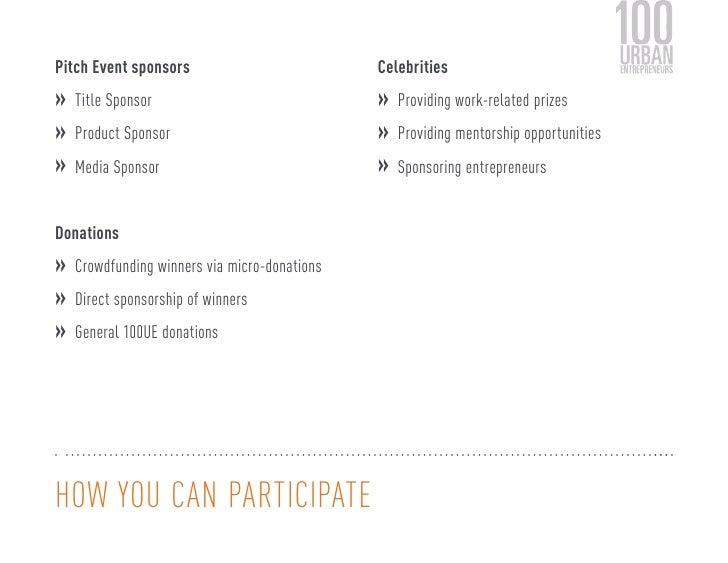 Pitch Event sponsors                           Celebrities»   Title Sponsor                              »   Providing wor...
