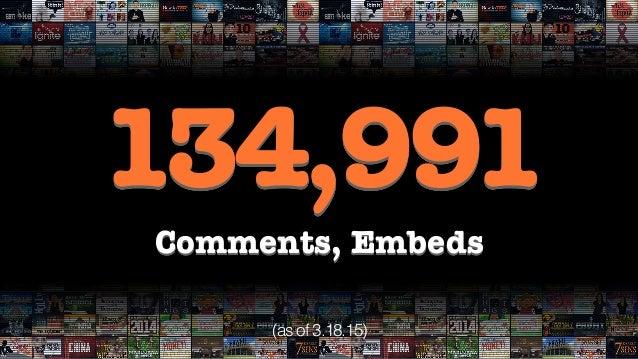 100 Uploads Later - @empoweredpres Case Story Slide 3