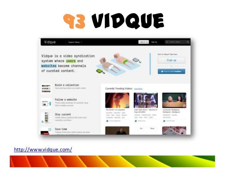 93 Vidquehttp://www.vidque.com/