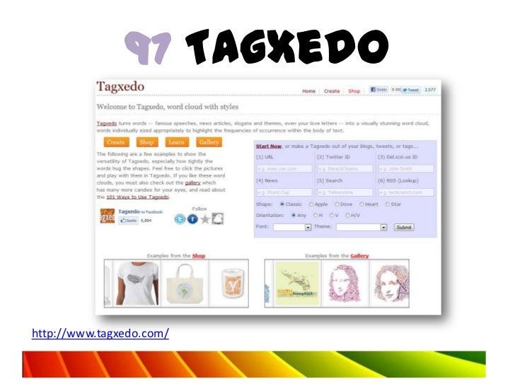 97 Tagxedohttp://www.tagxedo.com/