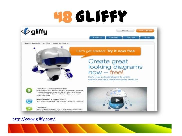 48 Gliffyhttp://www.gliffy.com/