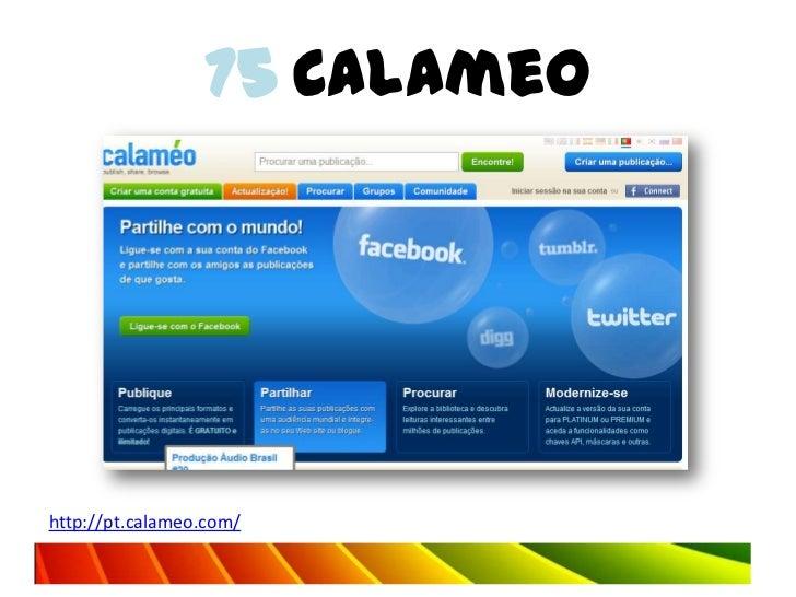 75 Calameohttp://pt.calameo.com/