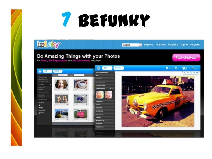 7 BeFunky