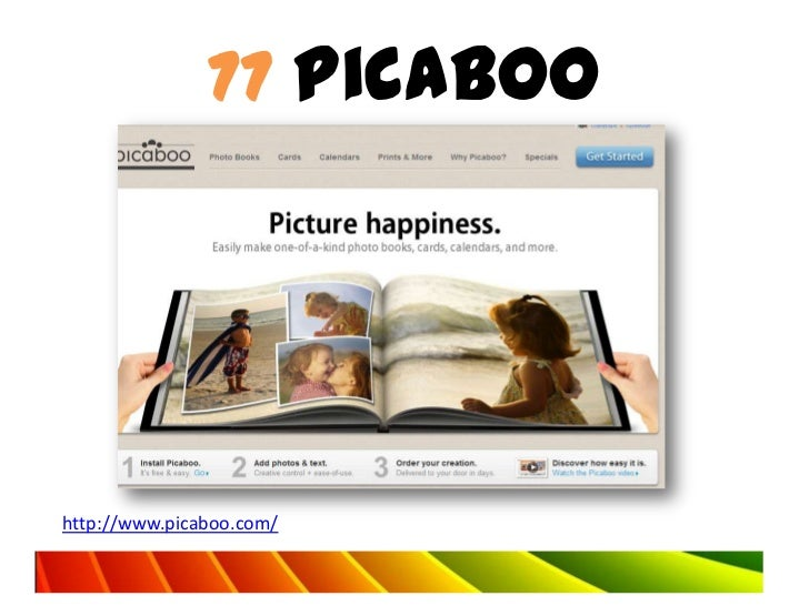 77 Picaboohttp://www.picaboo.com/