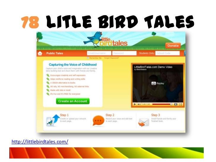78 Litle Bird Taleshttp://littlebirdtales.com/