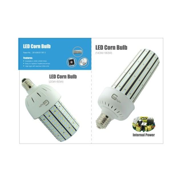 100w led corn bulb product list Slide 2