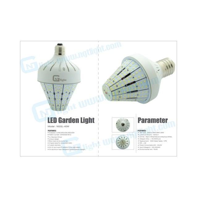100w led corn bulb product list Slide 3