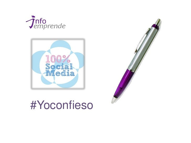 #Yoconfieso