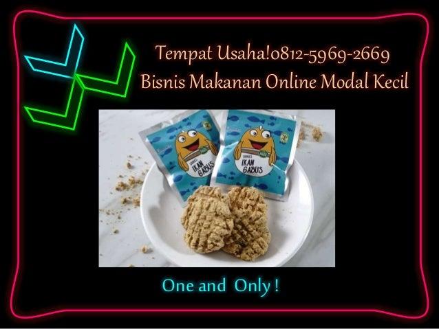 Tempat Usaha!0812-5969-2669 Bisnis Makanan Online yang ...