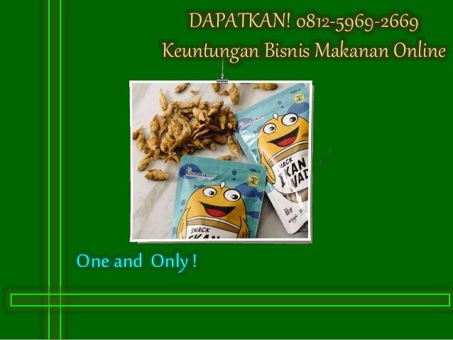 Tempat Usaha!0812-5969-2669 Bisnis Online Jual Makanan di ...