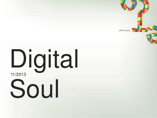 Digital Soul 11/2013