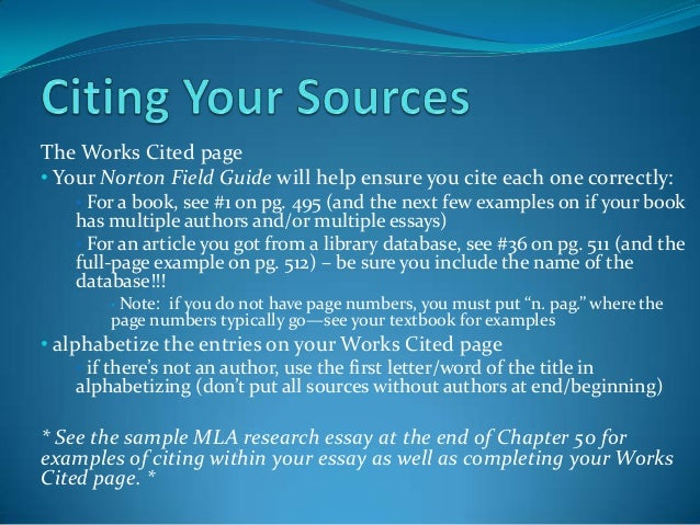 sources on research paper Learn how to decide the number of research paper sources to use, including how many sources you need to evaluate to reach that number.