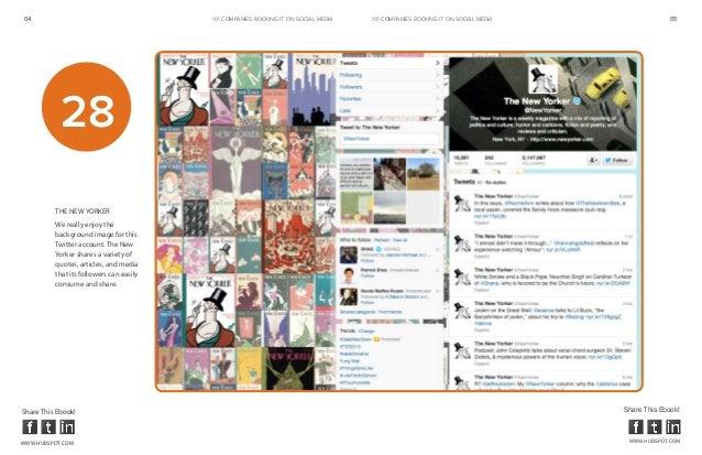64                                        101 COMPANIES ROCKINg IT ON SOCIAL MEDIA   101 COMPANIES ROCKINg IT ON SOCIAL ME...