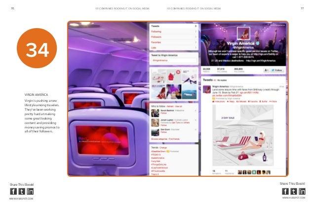 76                                     101 COMPANIES ROCKINg IT ON SOCIAL MEDIA   101 COMPANIES ROCKINg IT ON SOCIAL MEDIA...