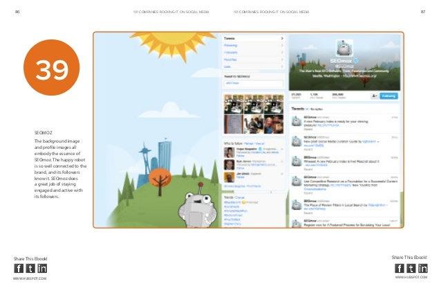 86                                      101 COMPANIES ROCKINg IT ON SOCIAL MEDIA   101 COMPANIES ROCKINg IT ON SOCIAL MEDI...