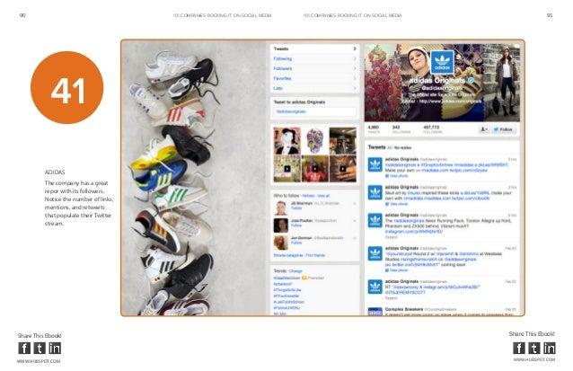 90                                      101 COMPANIES ROCKINg IT ON SOCIAL MEDIA   101 COMPANIES ROCKINg IT ON SOCIAL MEDI...
