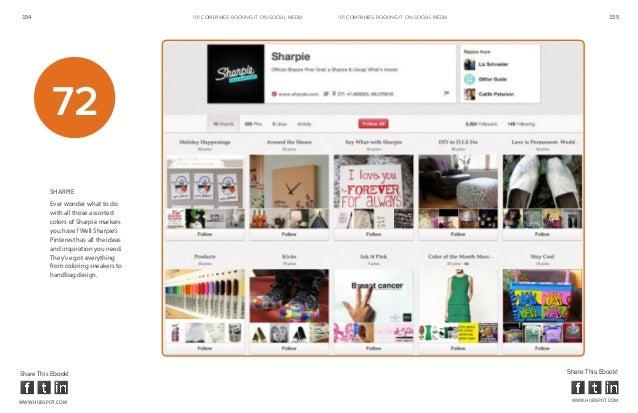 154                                     101 COMPANIES ROCKINg IT ON SOCIAL MEDIA   101 COMPANIES ROCKINg IT ON SOCIAL MEDI...