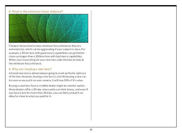 101 filmmaking tips tricks a free filmmaking ebook 46 45 fandeluxe Images