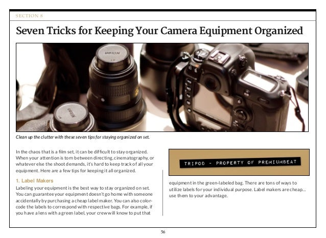 101 filmmaking tips tricks a free filmmaking ebook 57 56 fandeluxe Gallery