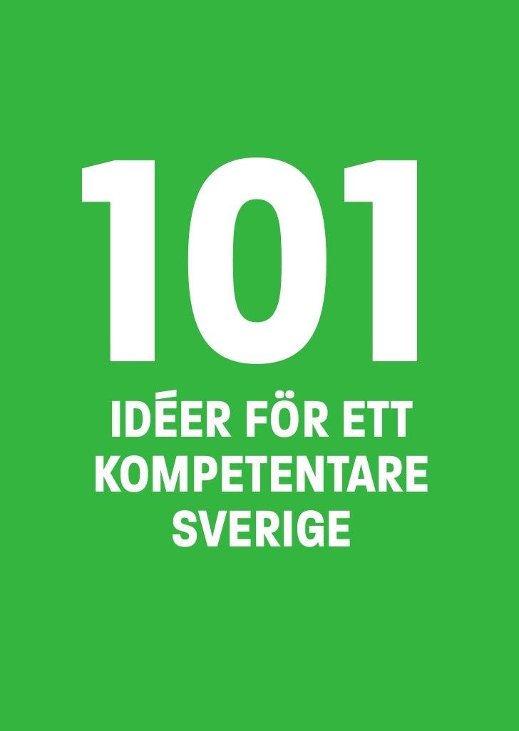 101 idéer