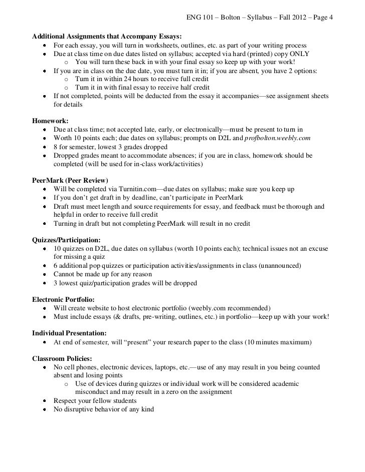 Entrepreneurship reflection essay for english 101