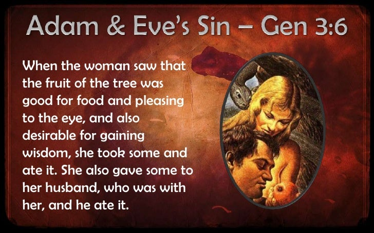 Adam and eve in garden of eden studying genesis chapter 2 5