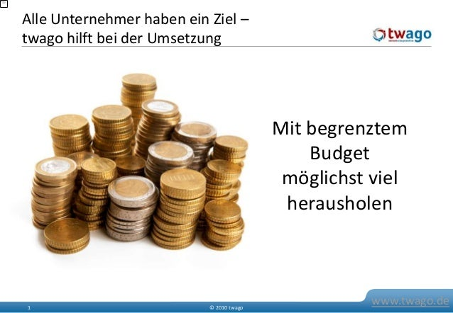 twago at Social Media Berlin Stammtisch - Networking, Strategy, and Outsourcing Slide 2