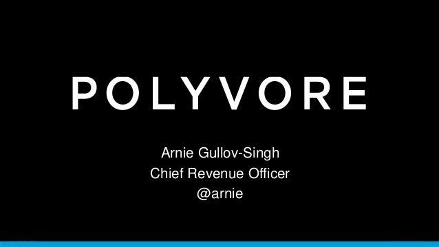 Arnie Gullov-Singh Chief Revenue Officer @arnie  CONFIDENTIAL