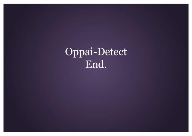 Oppai-Detect 3