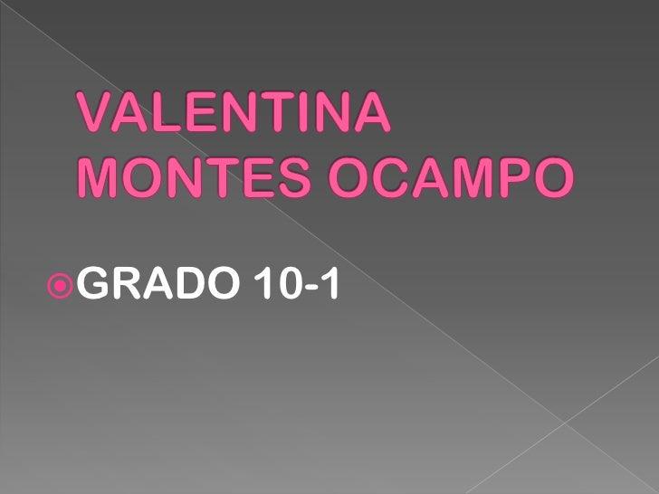 GRADO   10-1