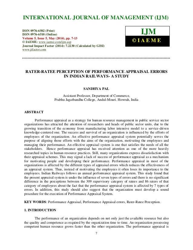 International Journal of Management (IJM), ISSN 0976 – 6502(Print), ISSN 0976 - 6510(Online), Volume 5, Issue 5, May (2014...