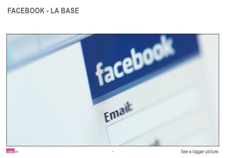 FACEBOOK - LA BASE                     1