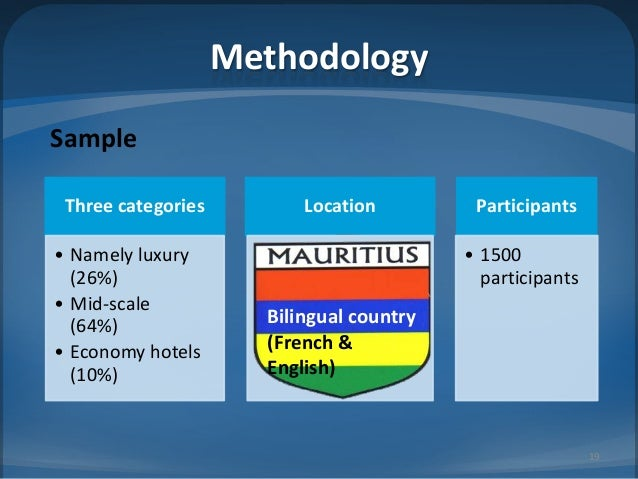 perceived servqual on hotels Study the effects of customer service and  is there a relationship between customer service and product quality  where value equals perceived service.