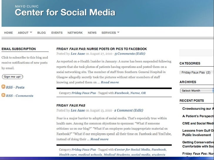 #33: Social media will decrease diffusion time for  research and innovations