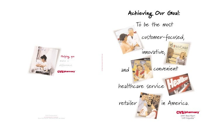 Achieving Our Goal:        To be the most             customer-focused,             innovative,                  convenien...