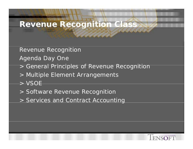 accounting revenue recognition assignment Chapter 18 revenue recognition assignment classification table ( by  revenue recognition & theories of accounting the joint project revenue .
